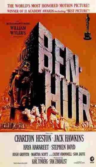 Ben-Hur | Música de cine; Bandas sonoras de películas