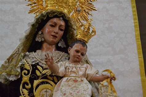 Bendecida la nueva Virgen del Carmen del Prendimiento - La ...