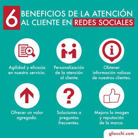 Beneficios de la atención al cliente en redes sociales ...