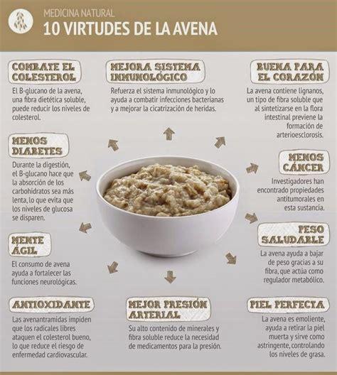 Beneficios de la avena | Remedios caseros | Pinterest ...