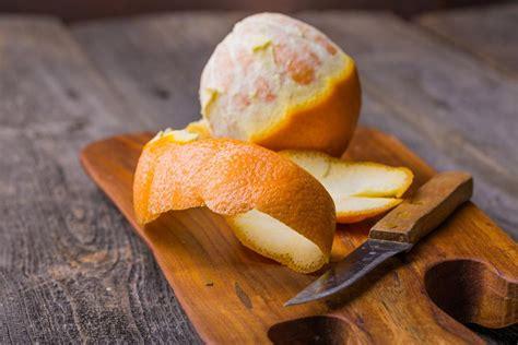 Beneficios de la cáscara de naranja para la salud - Cocina ...