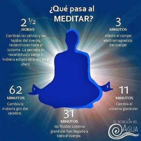 Beneficios de la meditacion Estudios recientes han ...