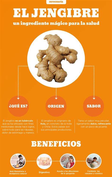 Beneficios y propiedades medicinales del jengibre ...