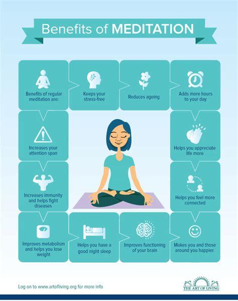 Benefits of Meditation | Meditation Benefits | The Art Of ...
