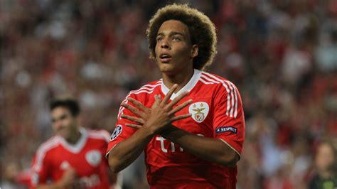 Benfica Witsel Ex-jogador Aniversário - SL Benfica