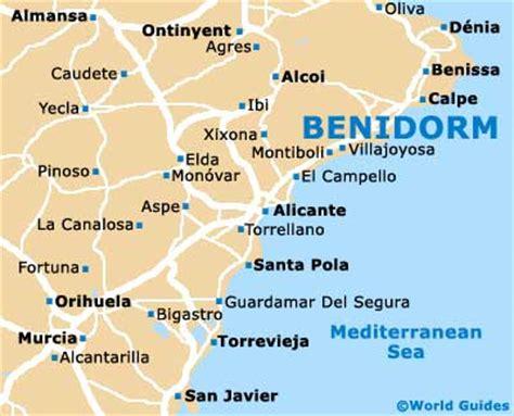 Benidorm Shopping: Benidorm, Costa Blanca, Spain