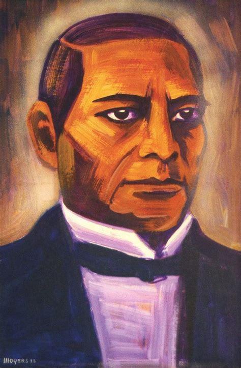 Benito Juárez  de Arturo Moyers  1938  en la antigua ...
