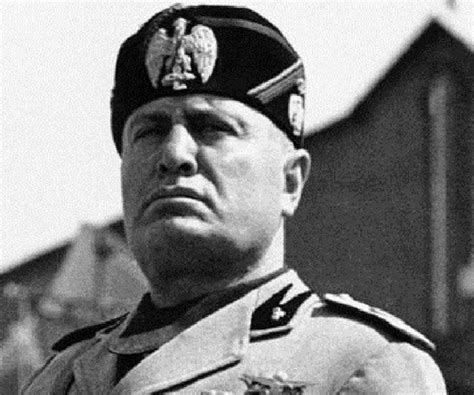 Benito Mussolini Biography   Childhood, Life Achievements ...