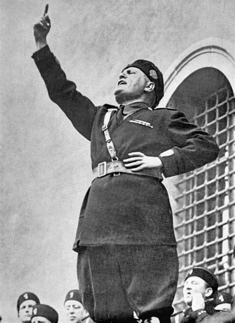 Benito Mussolini | Known people   famous people news and ...