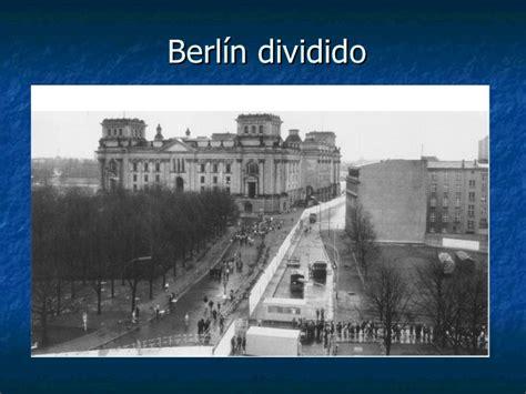 BerlíN Dividido