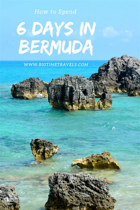 Bermuda Travel Itinerary: 6 Days in Paradise | Travel ...