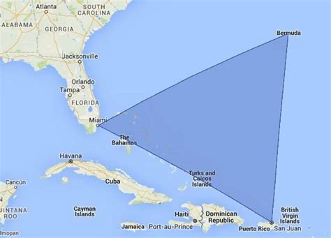 Bermuda Triangle - Facts & Myths