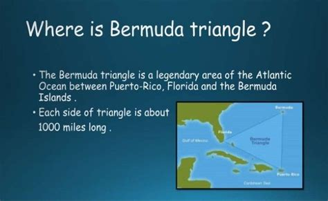 Bermuda Triangle Facts & Theories – 10 Shocking Facts ...