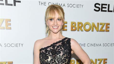 Bernadette de The Big Bang Theory revela su embarazo | Tele 13