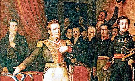 Bernardo O'Higgins IV: Las criticas y la renuncia   Duna 89.7