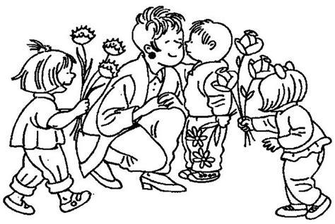 Besos para mama   Dibujalia   Dibujos para colorear ...