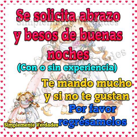 Besos Y Abrazos De Buenas Noches | www.pixshark.com ...