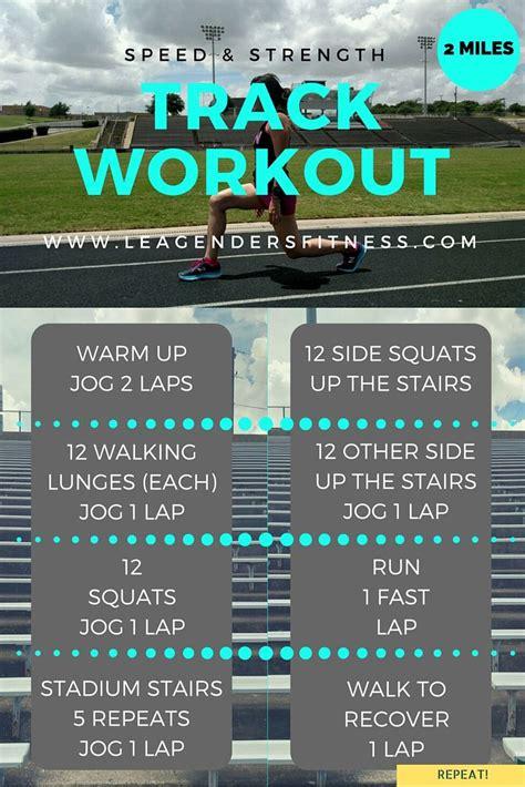 Best 20+ Track workout ideas on Pinterest | Running ...