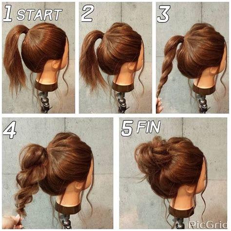 Best 20+ Updos ideas on Pinterest   Simple hair updos ...