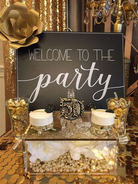 Best 25+ 50th birthday decorations ideas on Pinterest ...