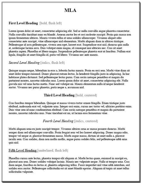 Best 25+ Apa format headings ideas on Pinterest   Apa ...