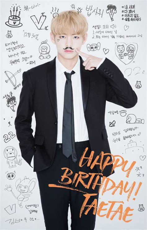 Best 25+ Bts v birthday ideas on Pinterest   Bts taehyung ...