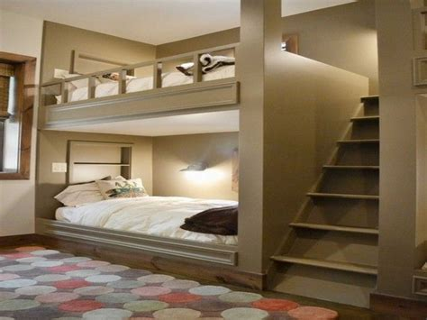 Best 25+ Bunk bed rooms ideas on Pinterest | Awesome beds ...