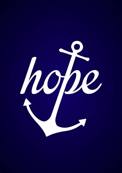 Best 25+ Hope anchor ideas on Pinterest | Hebrews 6 ...