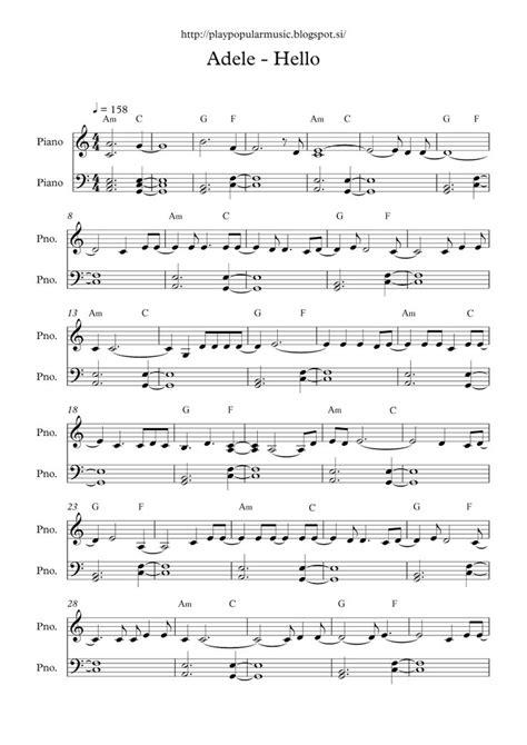 Best 25+ Popular piano sheet music ideas on Pinterest ...