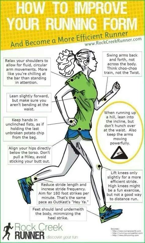 Best 25+ Running techniques ideas on Pinterest | Running ...