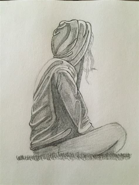 Best 25+ Sad drawings ideas on Pinterest | Alone art ...