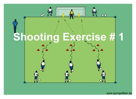 Best 25+ Soccer shooting drills ideas on Pinterest ...