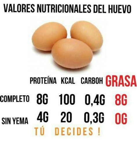Best 25+ Valor nutricional huevo ideas on Pinterest ...