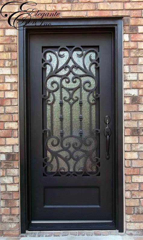 Best 25+ Wrought iron doors ideas on Pinterest | Iron ...