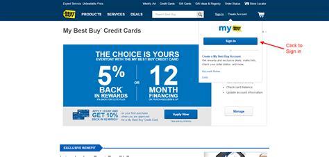 Best Buy Credit Card Online Login - CC Bank