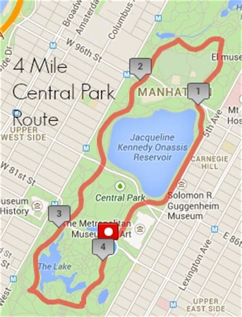 Best Central Park Running Routes