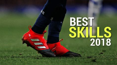 Best Football Skills 2018 #3 - YouTube