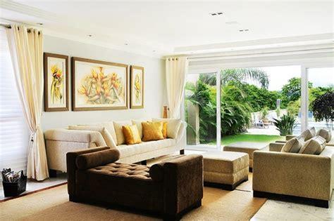 best latest decoration zen canap beige rideaux longs murs ...
