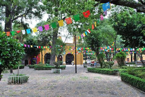 Best Neighborhoods in Mexico City – Coyoacán!