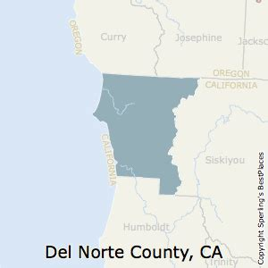 Best Places to Live in Del Norte County, California