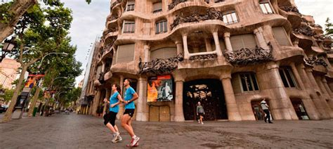 Best Places to Run in Barcelona | Where to Jog in Barcelona