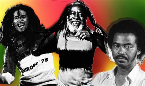 Best Reggae Singers: 10 Of Reggae's Greatest Voices ...