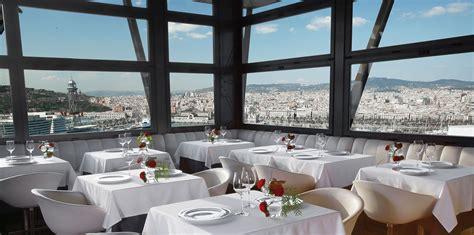 Best restaurants with views in Barcelona | Rent Top ...