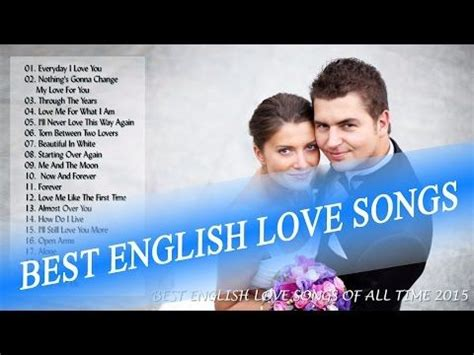 Best Romantic Songs   Best English Love Song Ever   Love ...