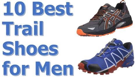 Best Trail Running Shoes for Men || Best Trail Running ...