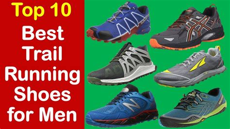 Best Trail Running Shoes for Men – Best Trail Running ...