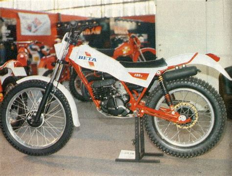 Beta 125r 1980 | MOTOS TRIAL CLASICAS | Pinterest | Motos ...