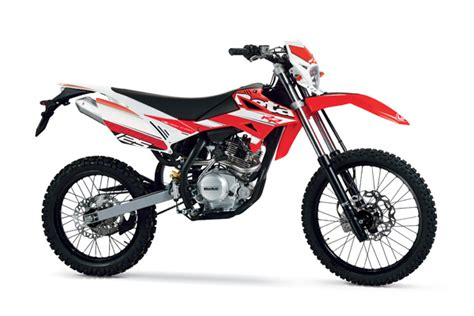Beta Motorcycles RR Enduro 4T 125