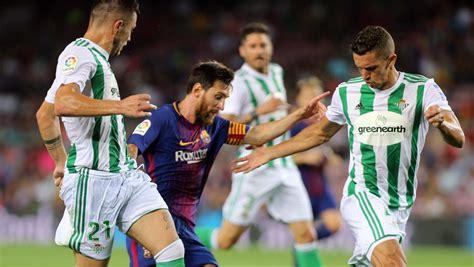 Betis - Barcelona: Resultado y resumen, hoy en directo ...