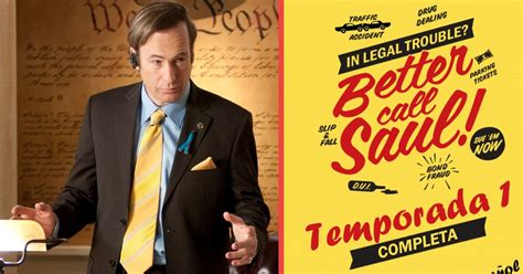 Better Call Saul Temporada 1 Completa / Season 1 Complete ...